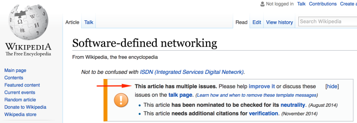 SDN Wiki